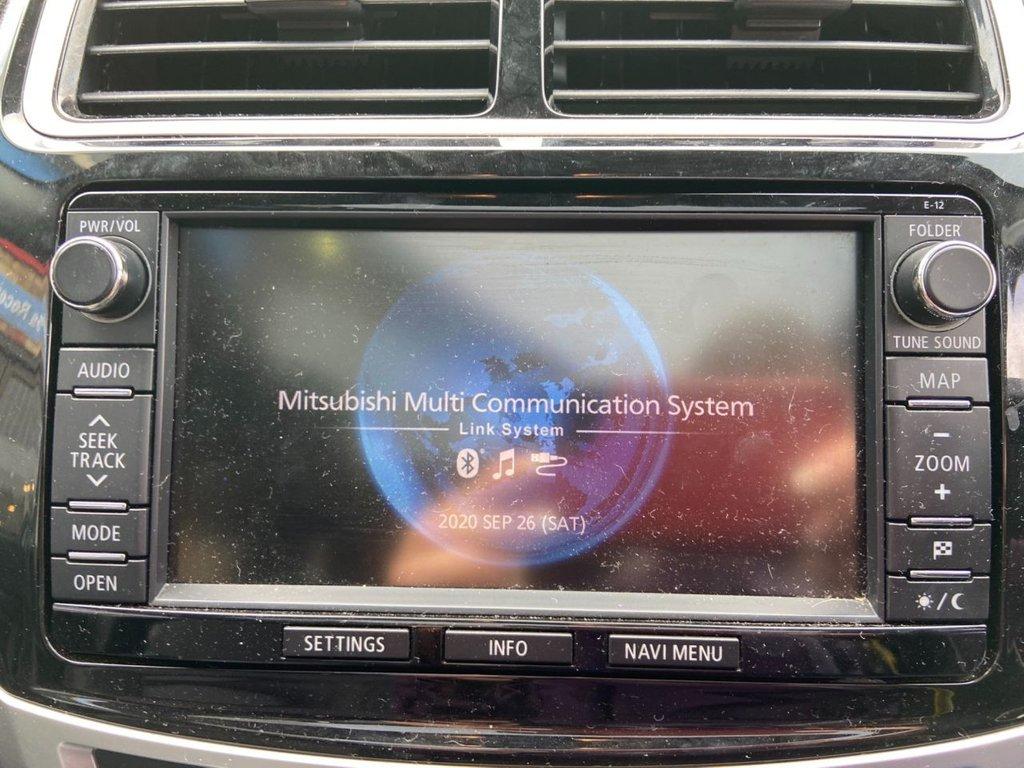 USED 2015 65 MITSUBISHI ASX 1.6 DI-D ZC-H 5d 112 BHP Sunroof Sat Nav