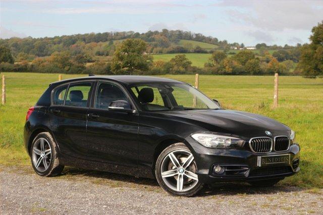2015 15 BMW 1 SERIES 2.0 118D SPORT 5d 147 BHP