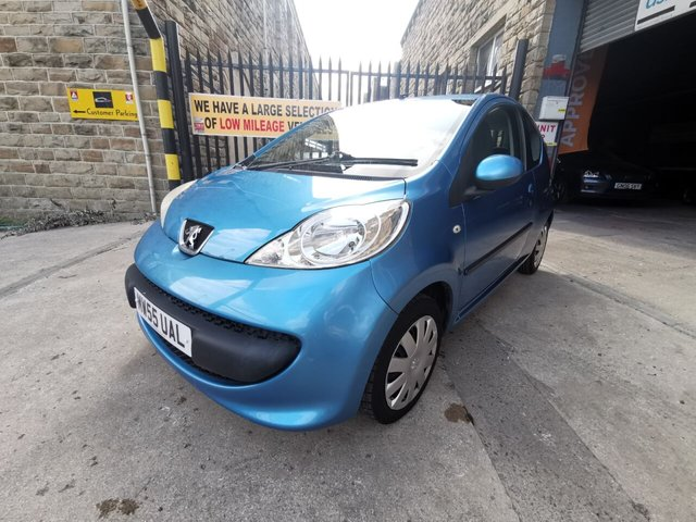 PEUGEOT 107 at Millside Motor Group Ltd