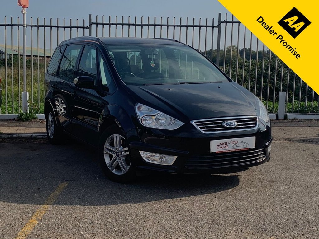 USED 2012 61 FORD GALAXY 2.0 ZETEC TDCI 5d 138 BHP