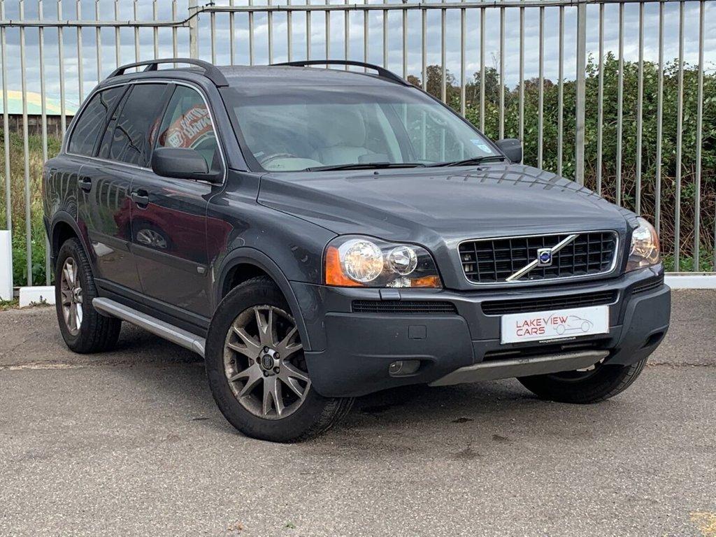 USED 2005 55 VOLVO XC90 2.4 D5 SE AWD 5d 161 BHP