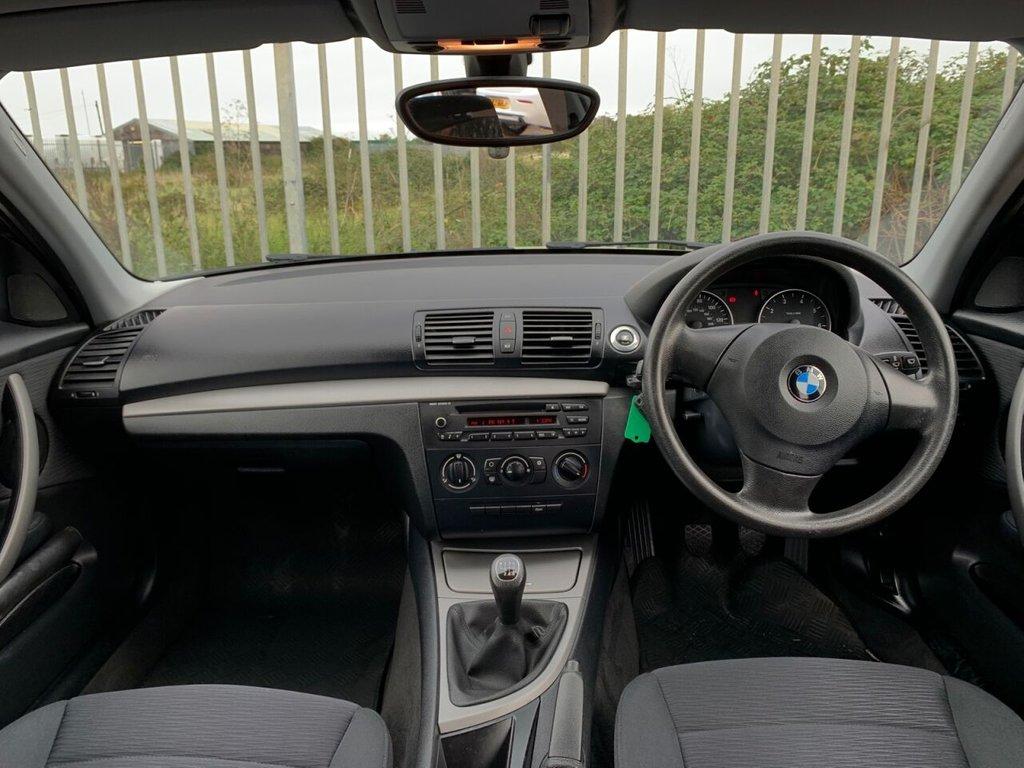 USED 2010 10 BMW 1 SERIES 2.0 116I ES 5d 121 BHP