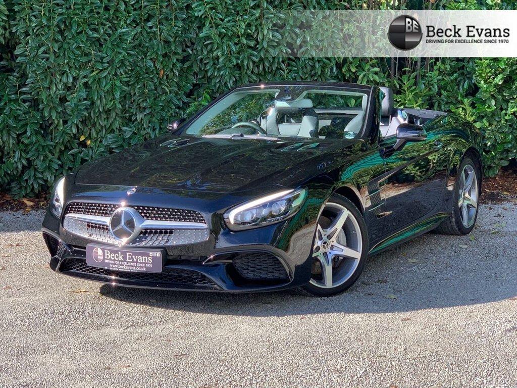 Mercedes-Benz SLSL 400 Amg Line