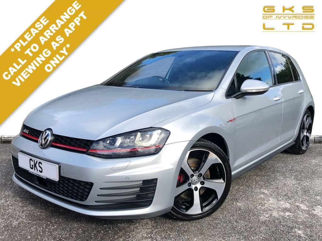 USED 2017 66 VOLKSWAGEN GOLF 2.0 GTI DSG 5d 218 BHP ** NATIONWIDE DELIVERY AVAILABLE **