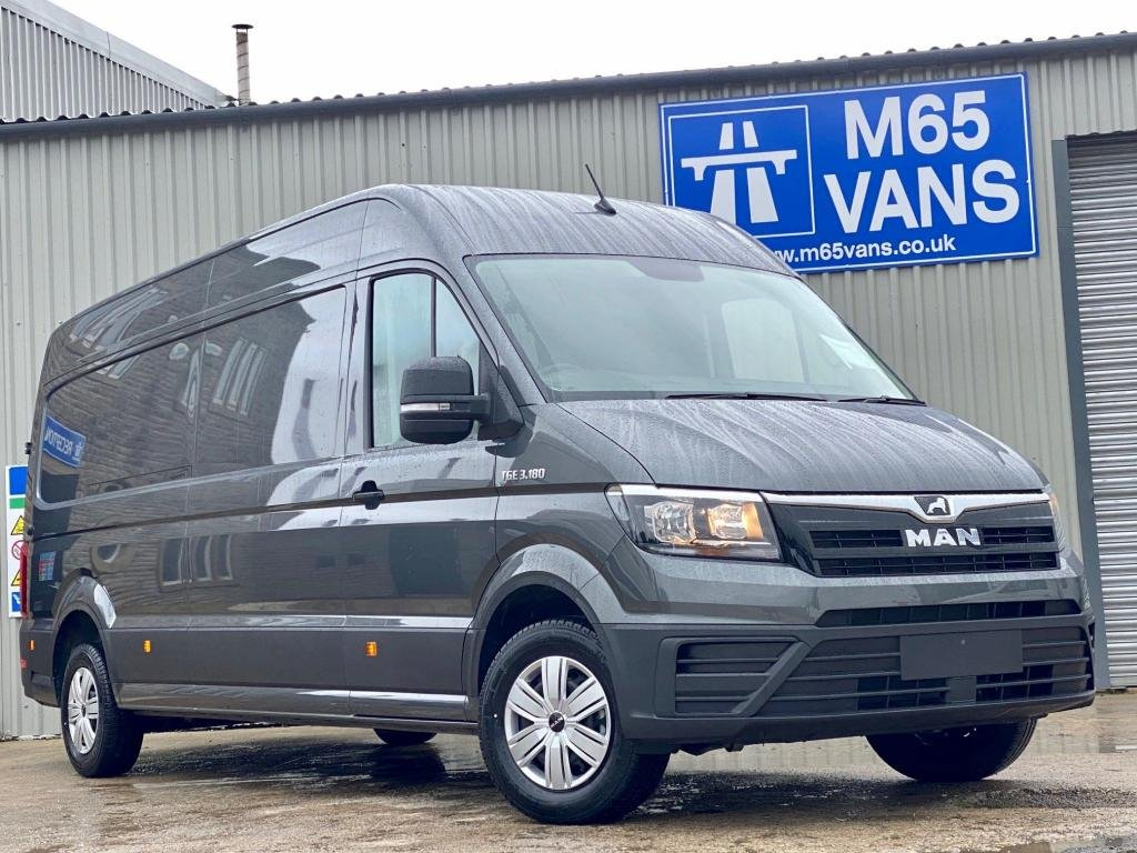 USED 2020 VOLKSWAGEN CRAFTER MAN TGE 177 / 180 PS HIGH SPEC LWB SAT NAV - AIR CON - 180 PS