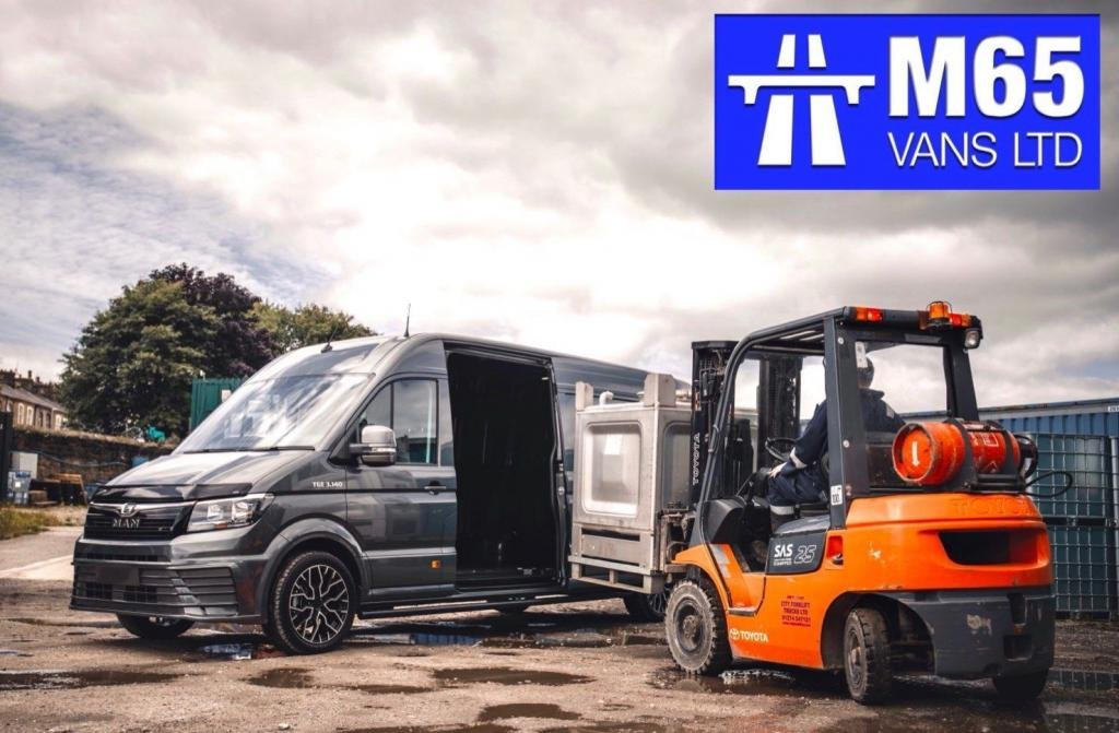 USED 2020 VOLKSWAGEN CRAFTER SPECIAL EDITION HIGHLINE AND MORE EXCLUSIVE TO M65VANS