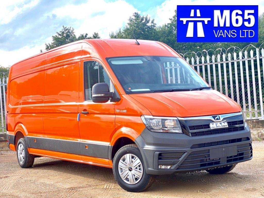 USED 2020 MAN TGE LONG AUTOMATIC CONVERSION READY BIG SPEC IN STOCK NOW! SAT NAV A/C AUTO