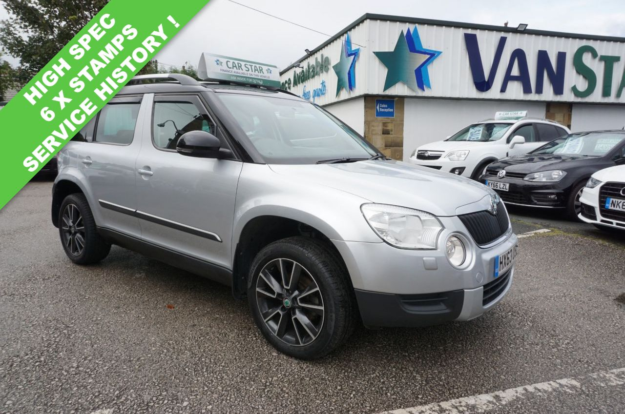 2013 Skoda Yeti Adventure Tdi Cr 7 989