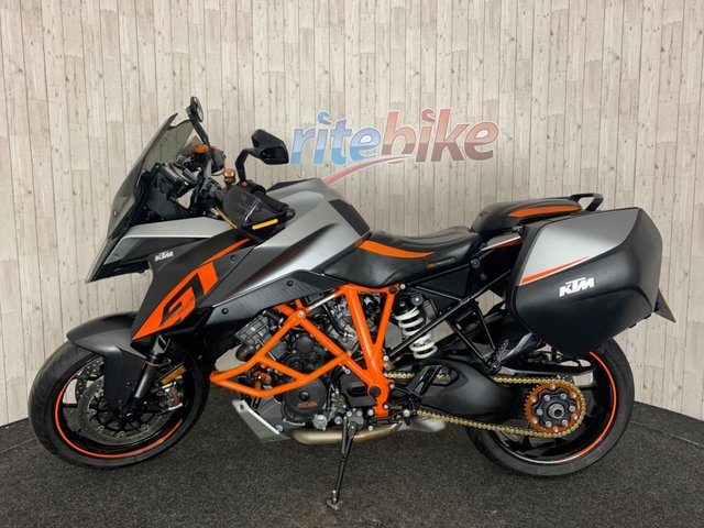 KTM 1290 Super Duke GT at Rite Bike