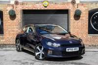USED 2016 66 VOLKSWAGEN SCIROCCO 2.0 TDI BLUEMOTION TECHNOLOGY DSG 2d AUTO 148 BHP
