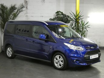 2018 FORD GRAND TOURNEO CONNECT