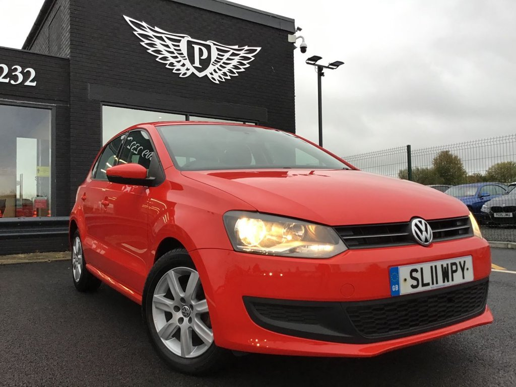 USED 2011 11 VOLKSWAGEN POLO 1.2 SE TDI 5d 74 BHP IDEAL 1ST CAR LOW INSURANCE
