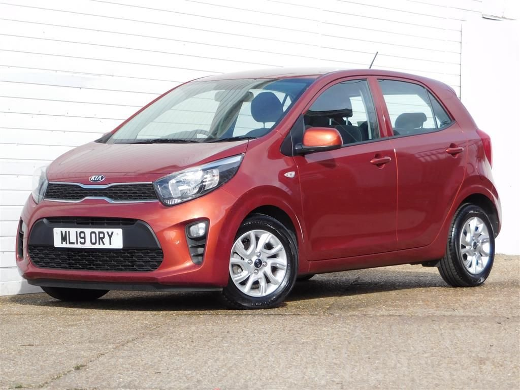 USED 2019 19 KIA PICANTO 1.2 2 5d 83 BHP AIR CONDITIONING BLUETOOTH