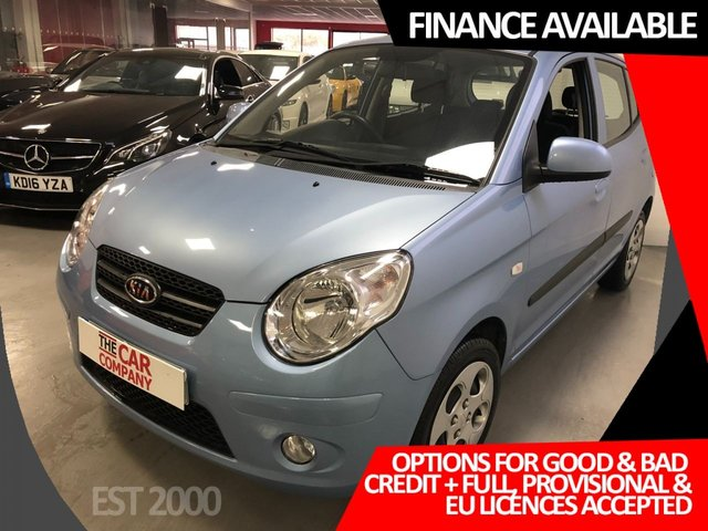 View our KIA PICANTO