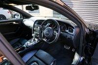 USED 2016 65 AUDI A5 2.0 TDI QUATTRO BLACK EDITION PLUS 5d AUTO 187 BHP