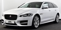 USED 2018 18 JAGUAR XF 2.0d R-Sport Sportbrake Auto AWD (s/s) 5dr £45k New, Pan Roof, Heated S/W