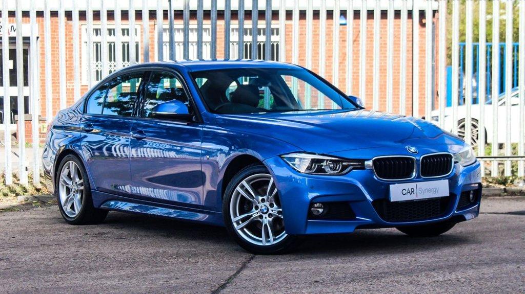 USED 2017 17 BMW 3 SERIES 2.0 330I M SPORT 4d 248 BHP