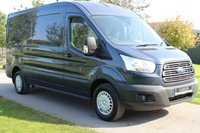 USED 2014 64 FORD TRANSIT 2.2 350 TREND SHR P/V 153 BHP TREND - NO VAT TO PAY -