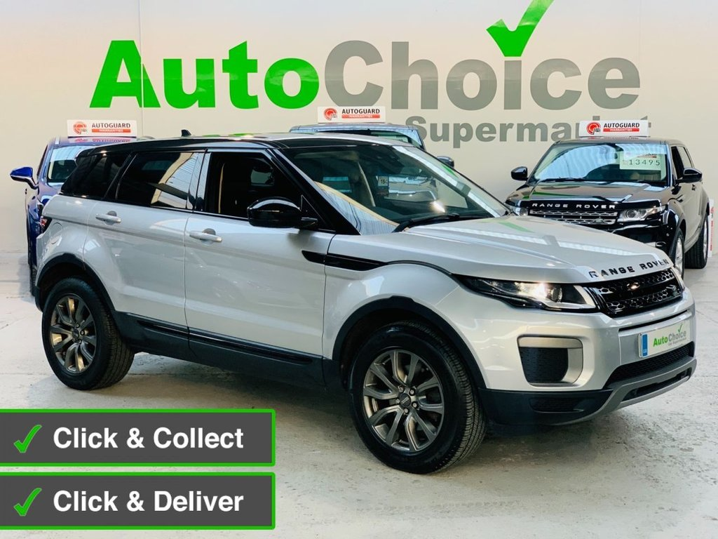 USED 2015 65 LAND ROVER RANGE ROVER EVOQUE 2.0 TD4 SE 5d 177 BHP *HUGE SPEC*