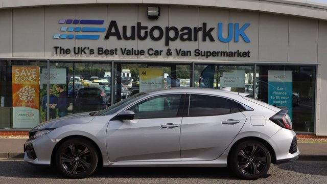 USED 2017 17 HONDA CIVIC 1.0 VTEC SR 5d 128 BHP LOW DEPOSIT OR NO DEPOSIT FINANCE AVAILABLE . COMES USABILITY INSPECTED WITH 30 DAYS USABILITY WARRANTY + LOW COST 12 MONTHS ESSENTIALS WARRANTY AVAILABLE FOR ONLY £199 .  WE'RE ALWAYS DRIVING DOWN PRICES .