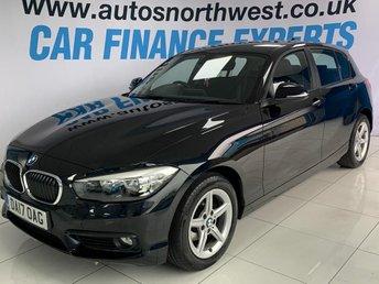 2017 BMW 1 SERIES 1.5 116D SE 5d 114 BHP £10000.00