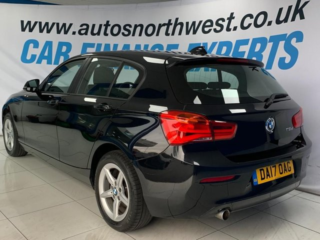 BMW 1 SERIES at Autos North West