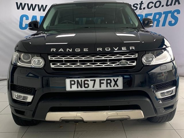 LAND ROVER RANGE ROVER SPORT at Autos North West