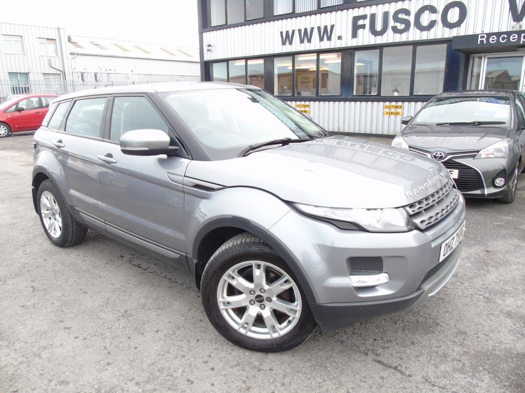 USED 2012 LAND ROVER RANGE ROVER EVOQUE 2.2 SD4 PURE 5d 190 BHP £266 a month, T&C's apply.