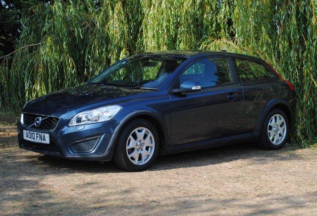 2010 10 VOLVO C30 1.6 D DRIVE S 3d 109 BHP