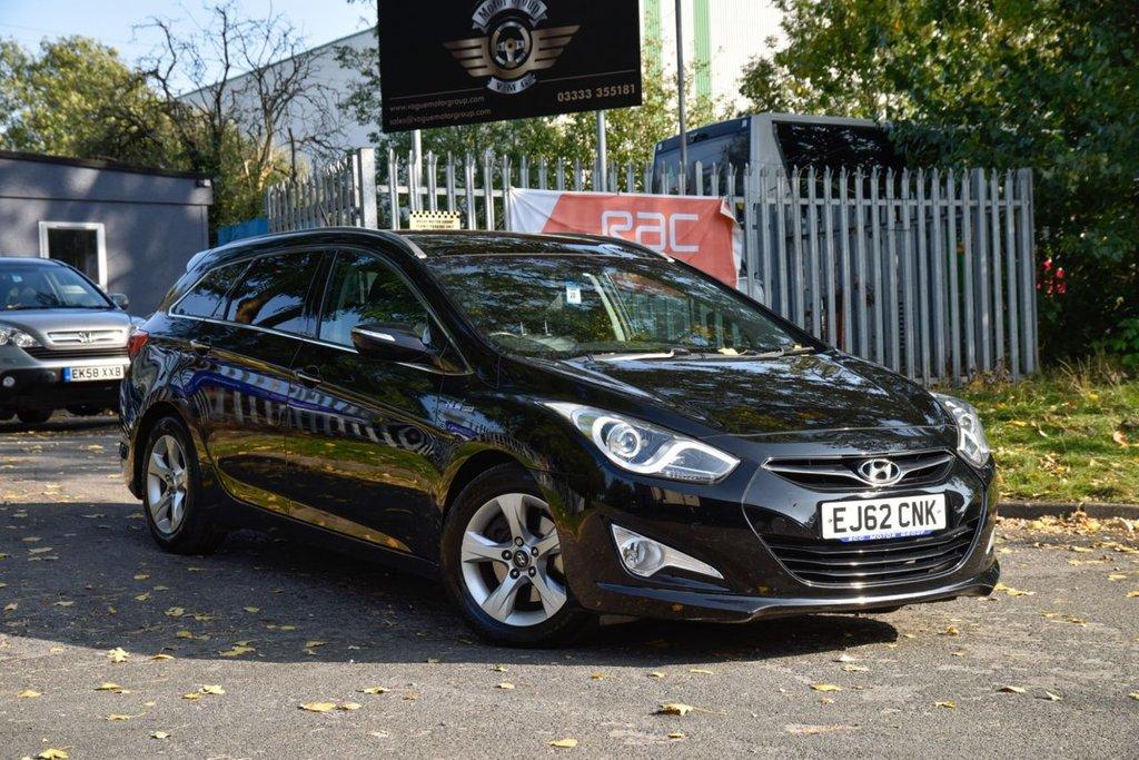 USED 2012 62 HYUNDAI I40 1.7 PREMIUM BLUE DRIVE CRDI  5d 134 BHP