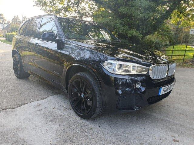 2018 18 BMW X5 2.0 XDRIVE40E M SPORT 5d 242 BHP