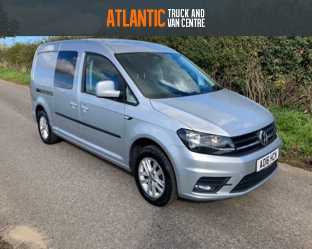 2016 16 VOLKSWAGEN CADDY MAXI C20 TDI HIGHLINE