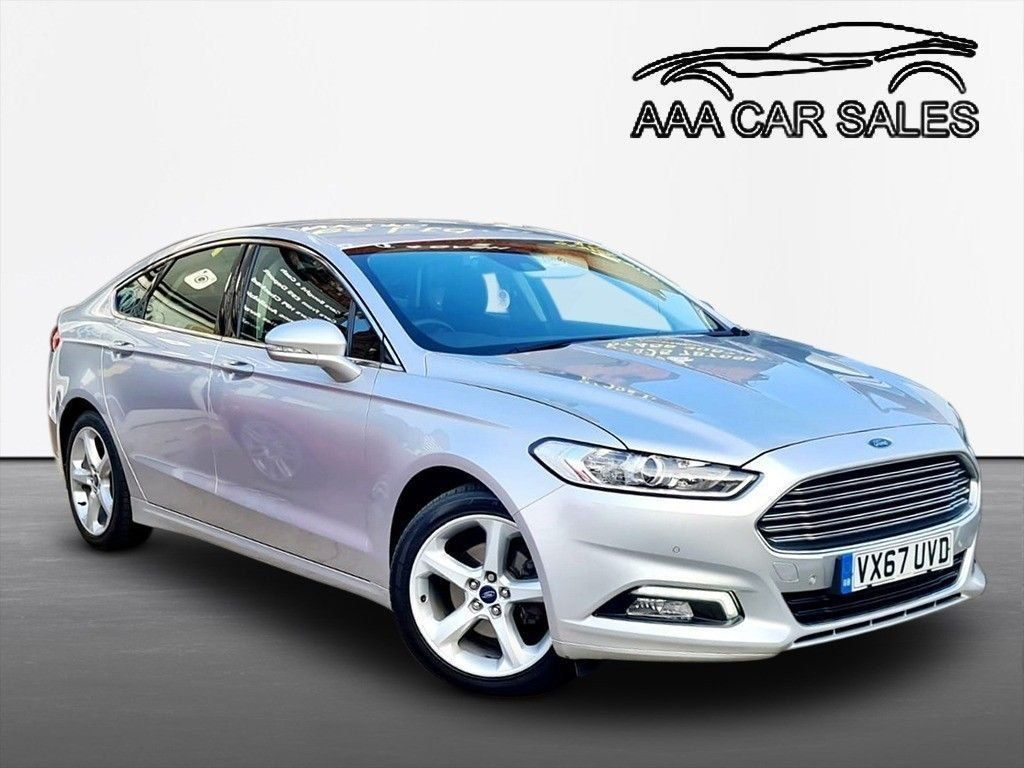 USED 2017 67 FORD MONDEO 1.5 TITANIUM 5d 159 BHP FULL SERVICE HISTORY,1 OWNER