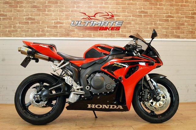 USED 2006 56 HONDA CBR 1000 RR