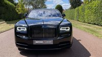 USED 2020 ROLLS ROYCE WRAITH 6.6 V12 Black Badge Auto 2dr VAT Q / STARLIGHT / HUGE SPEC
