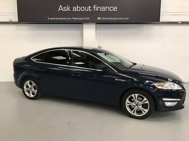 USED 2015 R FORD MONDEO 1.6 TITANIUM X BUSINESS EDITION TDCI START/STOP 5d 114 BHP