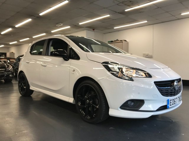 USED 2017 67 VAUXHALL CORSA 1.0 LIMITED EDITION S/S 5d 113 BHP MAIN DEALER HISTORY, GREAT SPEC,TOUCH SCREEN, SENSORS FRONT & REAR