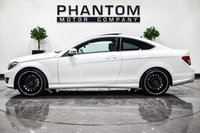 USED 2014 14 MERCEDES-BENZ C-CLASS 1.6 C180 AMG SPORT EDITION PREMIUM PLUS 2d 154 BHP