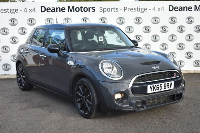 2015 65 MINI HATCH COOPER 2.0 COOPER SD 5d 168 BHP CHILLI PACK