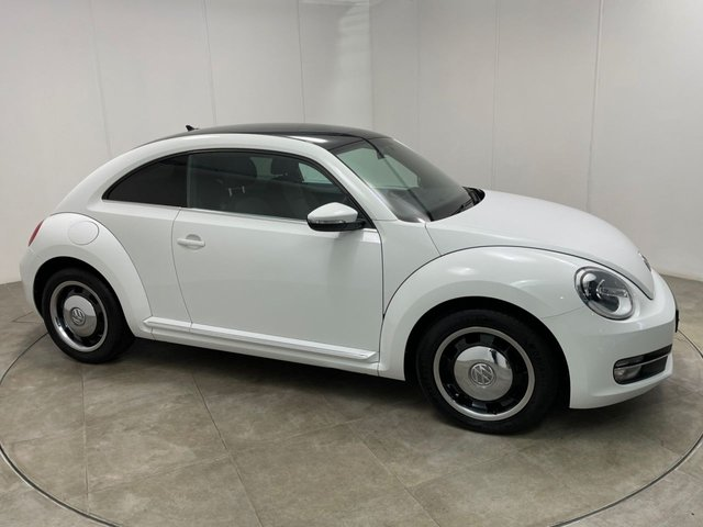 VOLKSWAGEN BEETLE at Peter Scott Cars