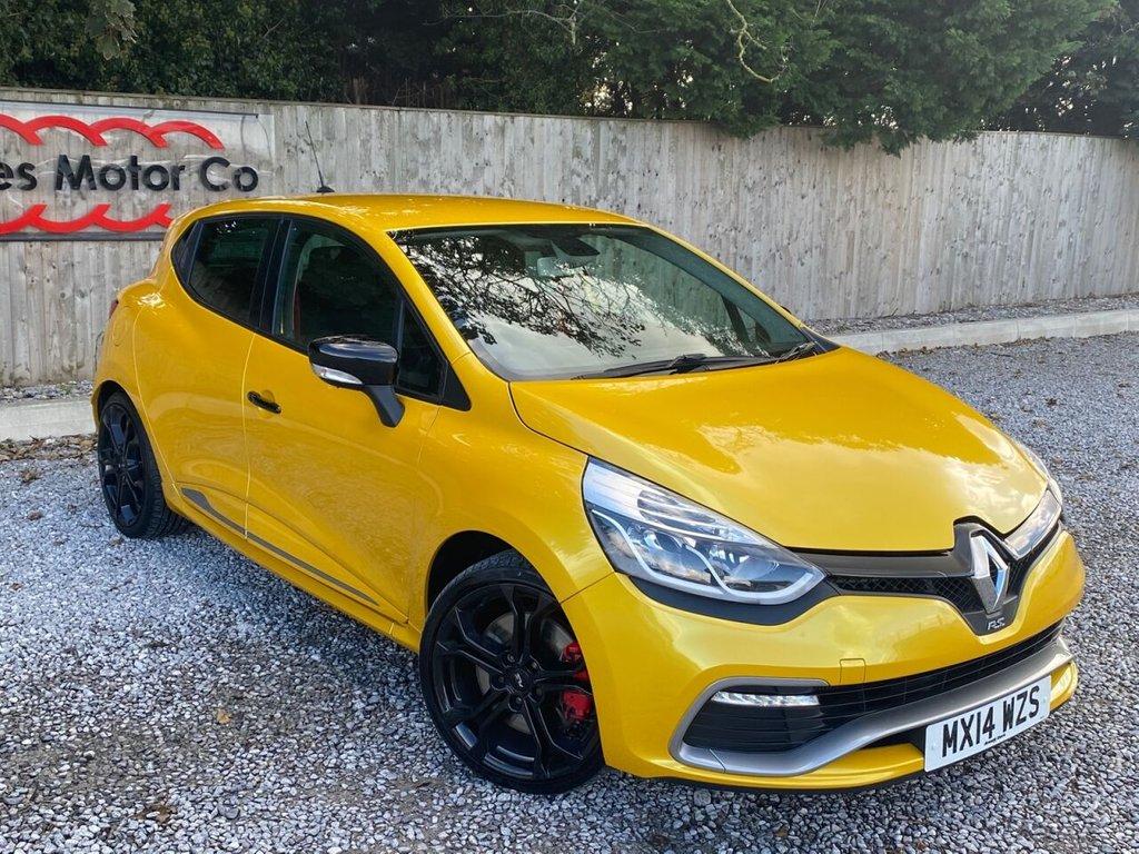 2014 Renault Clio Renaultsport Lux 9 795