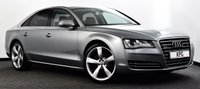 USED 2011 11 AUDI A8 3.0 TDI SE Executive Tiptronic quattro 4dr £6k Extra's, F/S/H (8 Stamps)