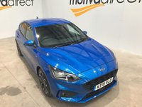 USED 2019 19 FORD FOCUS 1.0 ST-LINE X 5d 125 BHP