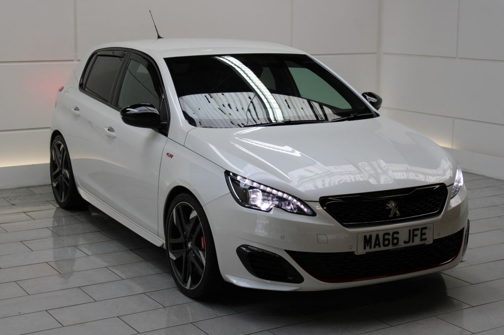 USED 2016 66 PEUGEOT 308 1.6 THP GTi 270 by PeugeotSport (start/stop) HATCHBACK
