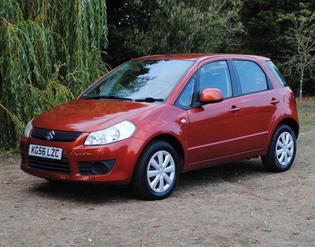 2006 56 SUZUKI SX4 1.6 GL 5d 106 BHP