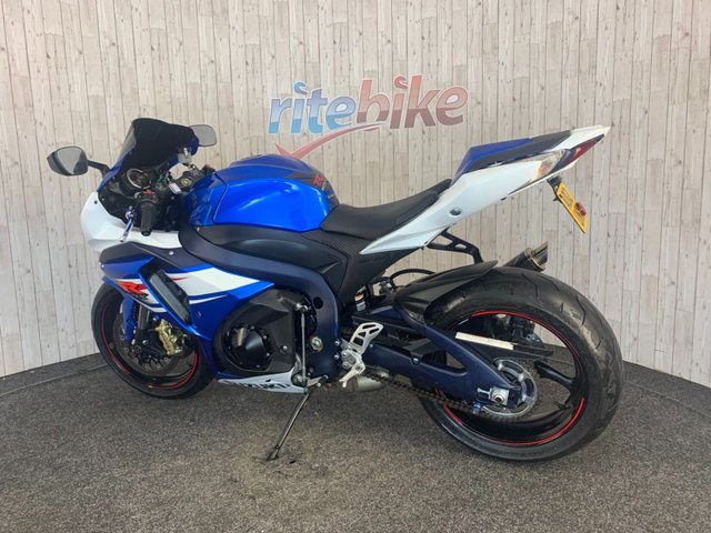 SUZUKI GSXR1000 at Rite Bike