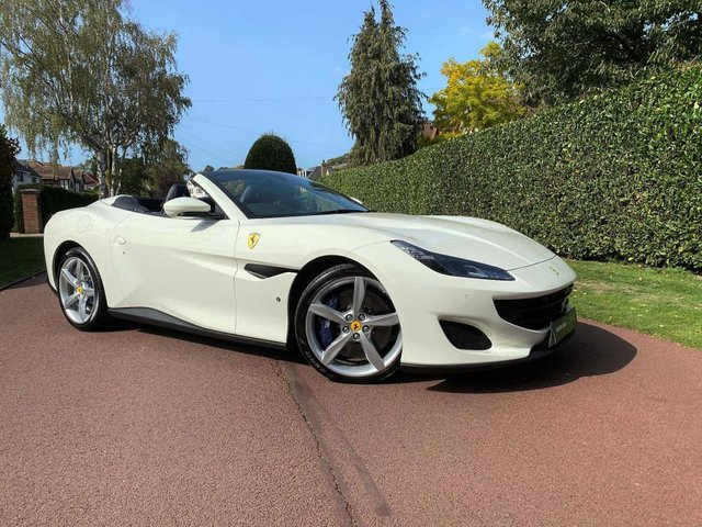 View our FERRARI PORTOFINO