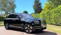 USED 2020 ROLLS ROYCE CULLINAN 6.75 V12 Auto 4WD 5dr VAT Q/STAR LIGHT/BESPOKE AUDIO