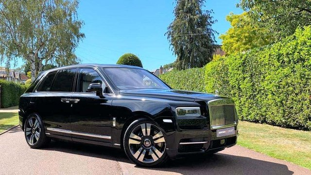 View our ROLLS-ROYCE CULLINAN