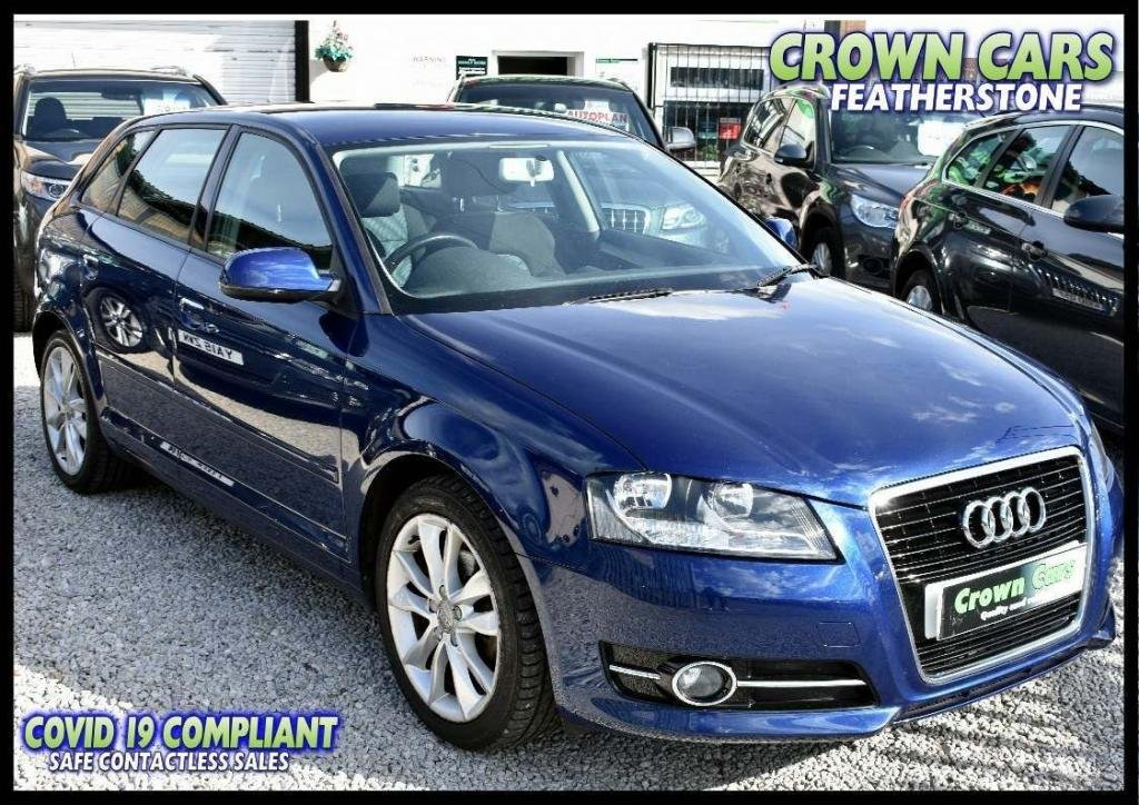 USED 2012 62 AUDI A3 2.0 TD Sport Sportback 5dr AMAZING LOW RATE FINANCE DEALS